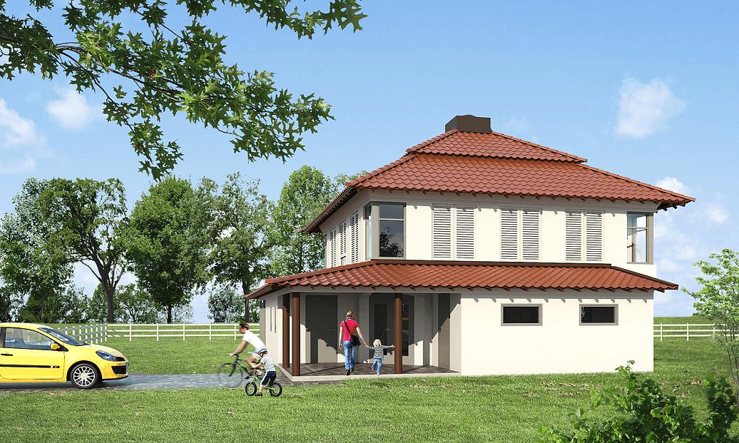Det Sagolika Huset Bild